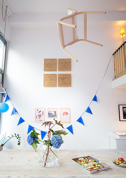 Ausstellung Köln Nippes Design