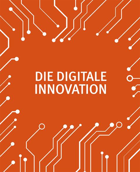 Digitaler Geschäftsbericht zum Thema digitale Innovation