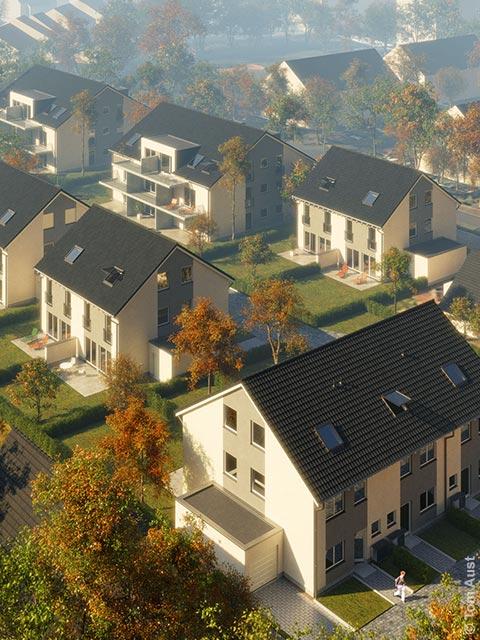 Immobilien Website Berzdorfer Lichtung Wesseling